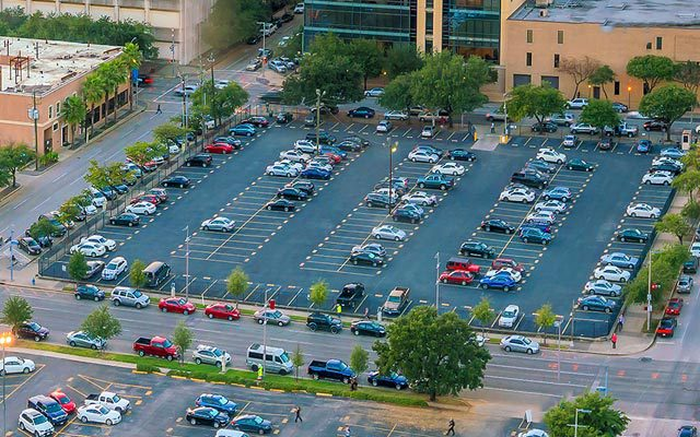 LAM Parking - Commercial Real Estate Assets - Markets Serviced