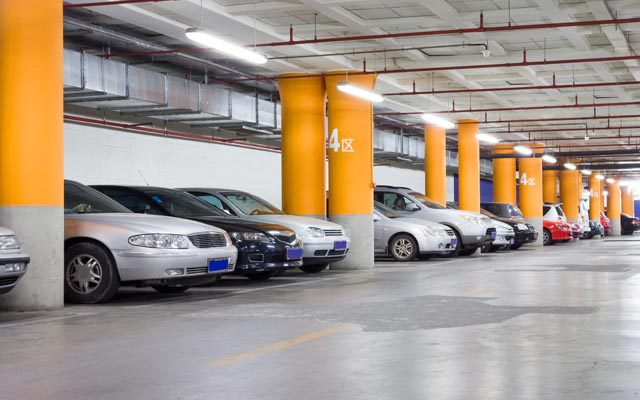 LAM Parking - Parking Garages Markets Serviced