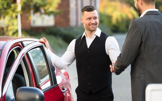 LAM Parking - Valet Services