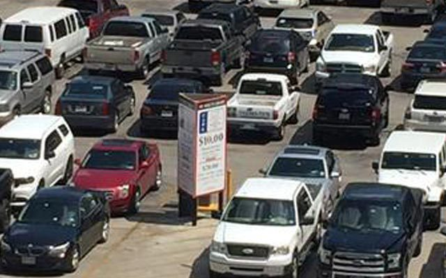 LAM Parking - Surface Lot Management