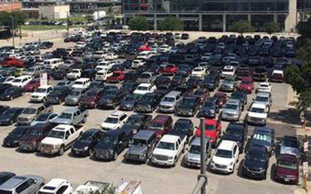 LAM Parking - Surface Lots Markets Serviced